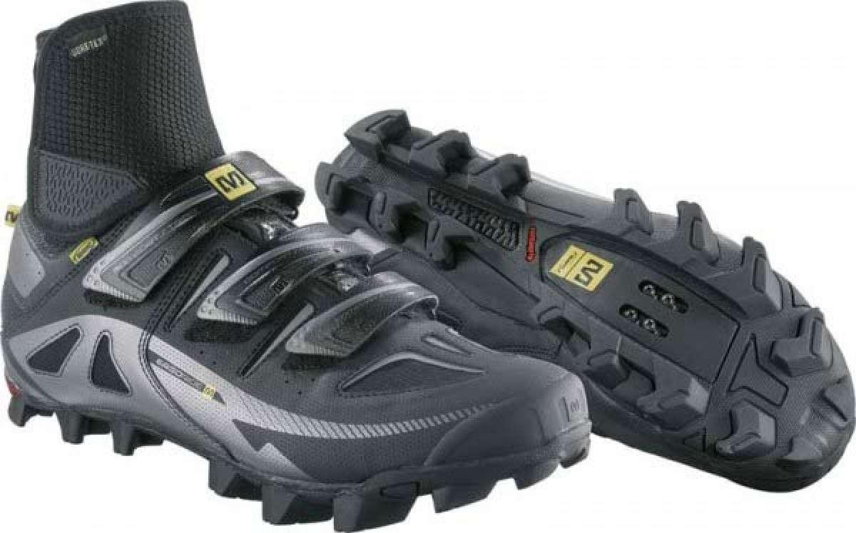 Novedades en zapatillas de Invierno de Mavic y Shimano: las nuevas Drift y MW81 de 2012