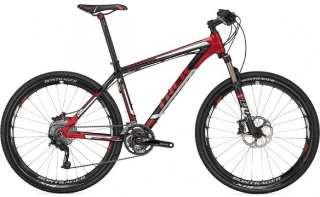 Trek Serie 8 de 2012. Bicicletas con rendimiento de alto nivel