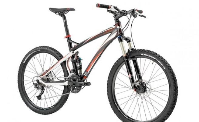 Lapierre X-Control 110, 210 y 310. Nuevos montajes y precios más atractivos para 2012