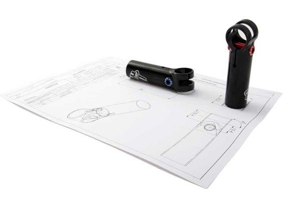 Acoples para manillar MSC Ultralight. Acoples Ultraligeros