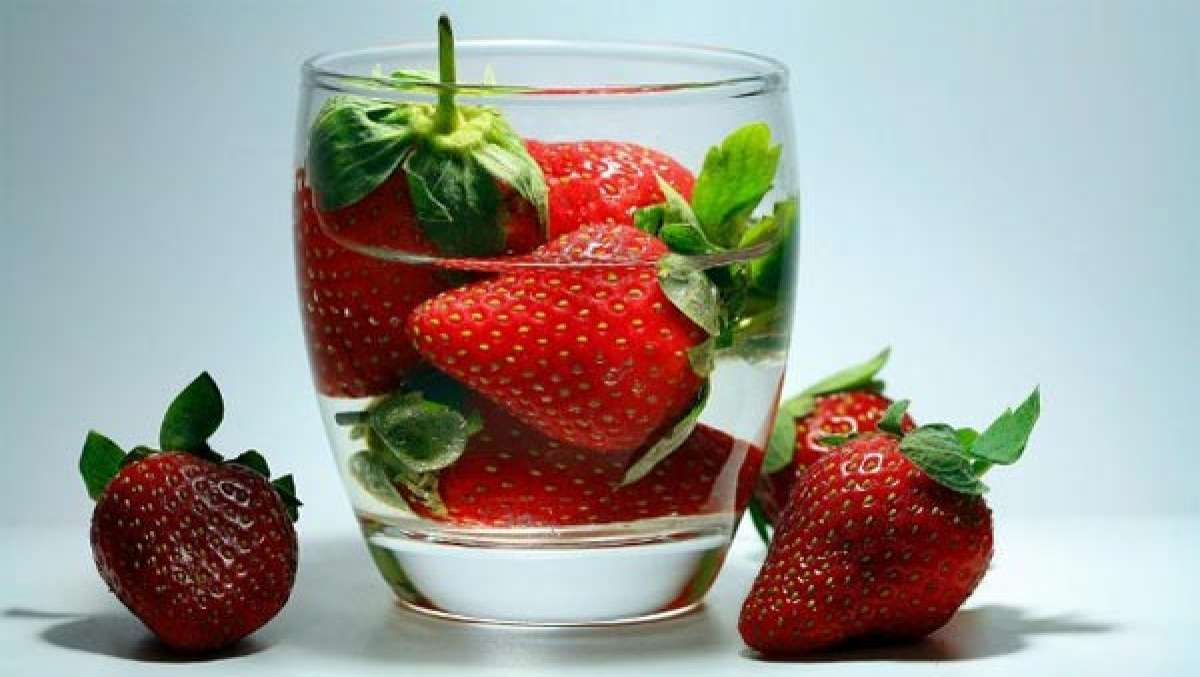 Nutrición: Alimentos hidratantes. El agua que comemos