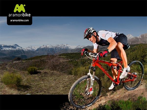 Aramon Bike. Las rutas más apasionantes del Pirineo