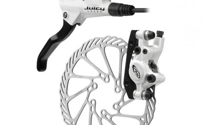 Avid Juicy 3. Entrada de gama en frenos hidráulicos Avid