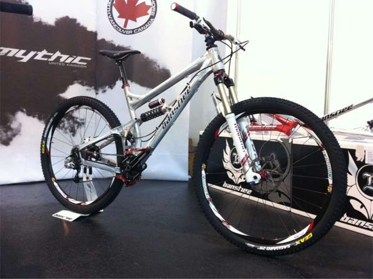 Banshee Prime All Mountain 29er: Primer contacto