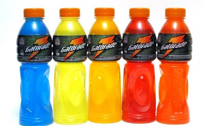 Bebidas isotónicas en el ciclismo. Recupera lo que pierdes