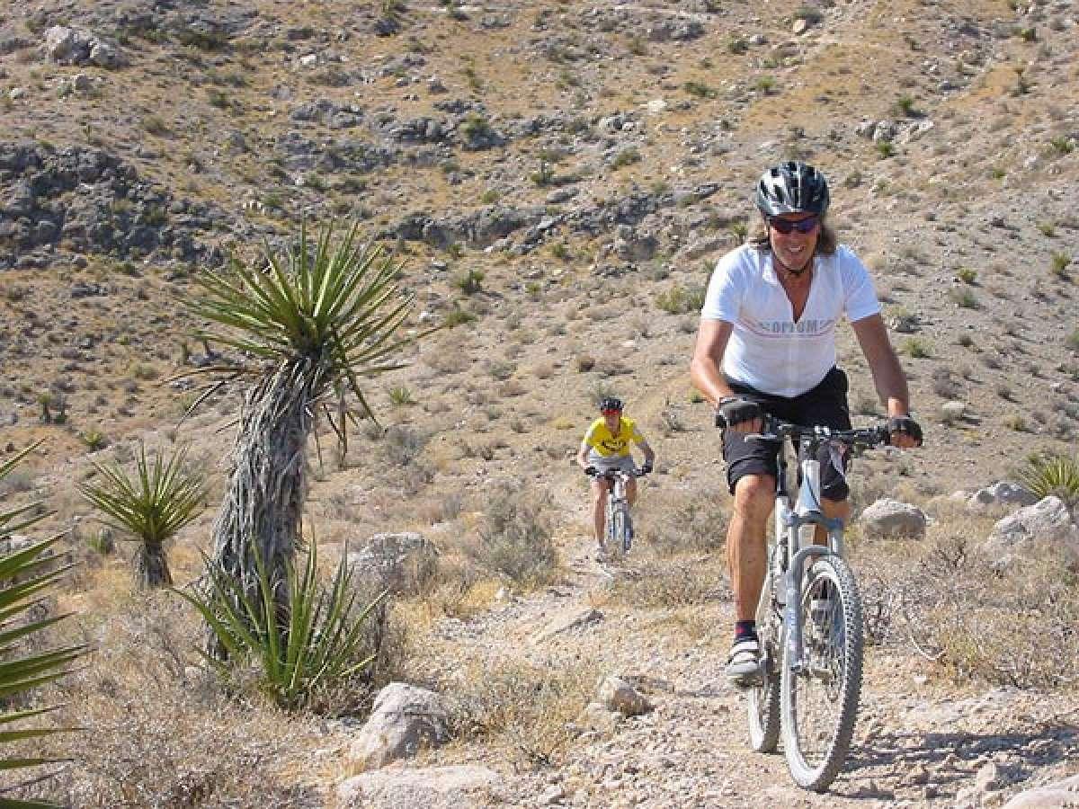 Los beneficios de montar en bicicleta de montaña