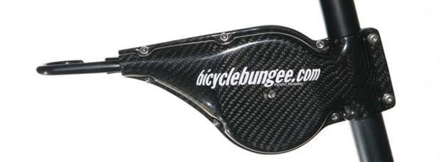 Bicycle Bungee. Para remolcar otra bicicleta de la forma más sencilla