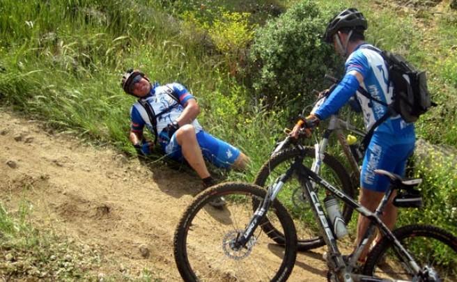 Los calambres y el Mountain Bike. ¿Cómo podemos evitarlos?