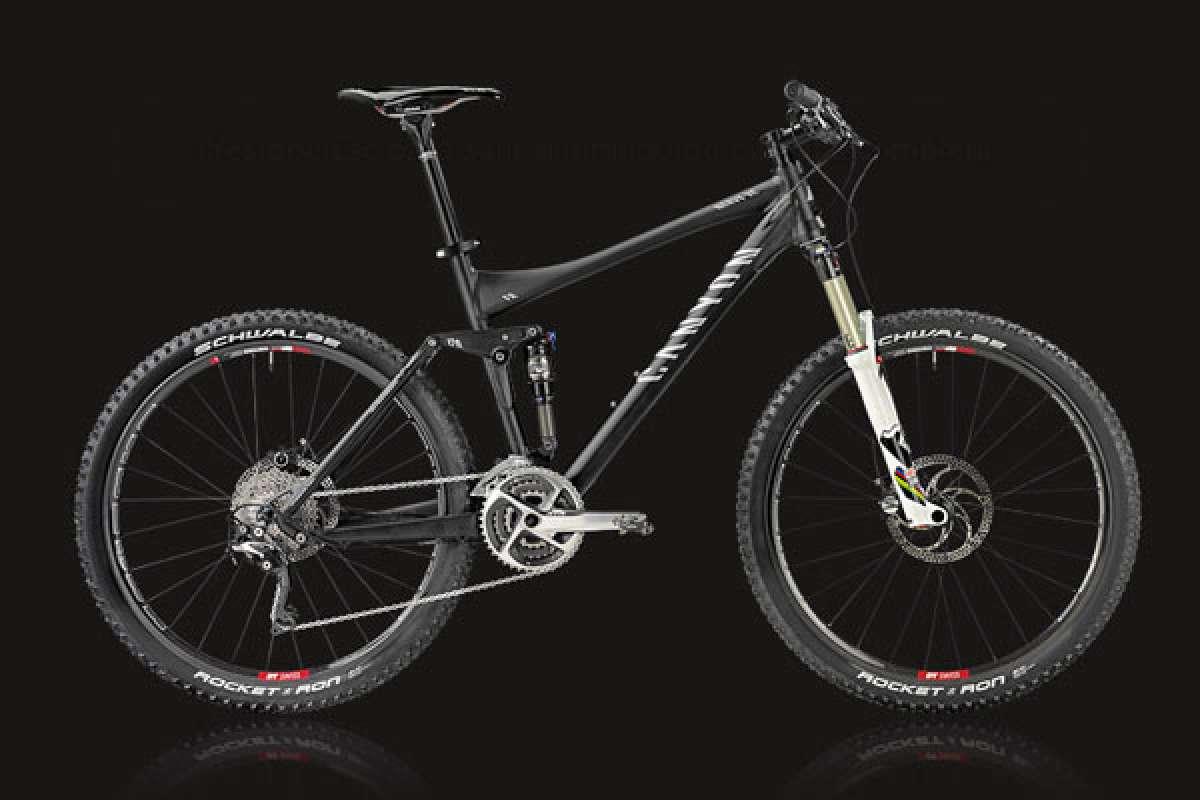 Canyon Nerve XC 2011. Bicicleta Super-Rutera de Canyon