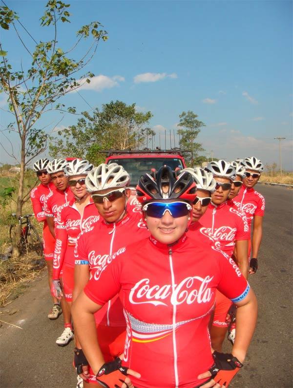 Nutrición: La Coca-Cola. Energía extra para rodar hasta la cima más alta