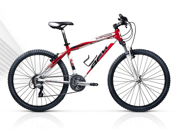 Gama AFX de Conor 2011. Bicicletas para todos los días