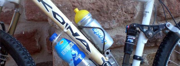 Cinco trucos para prevenir la deshidratación en la práctica del ciclismo