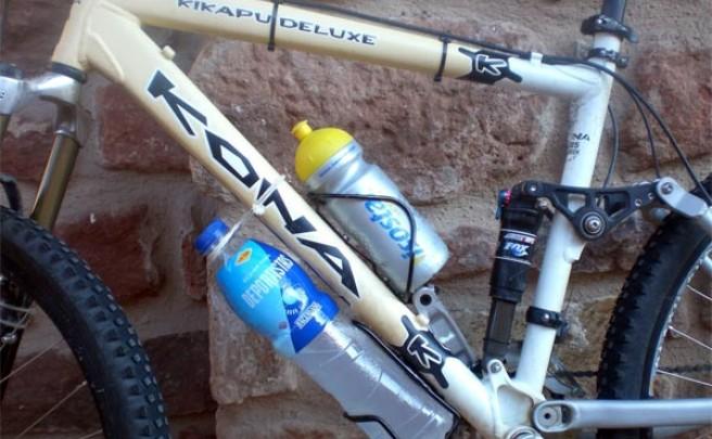 5 Trucos para prevenir la deshidratación en la práctica del ciclismo