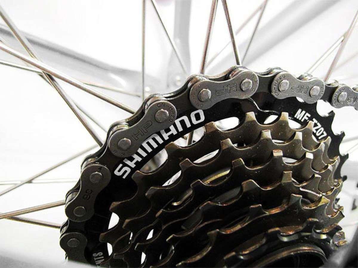 Cómo cambiar los piñones de nuestra bicicleta de montaña
