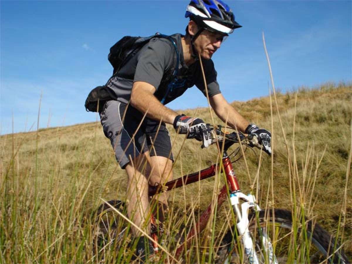Reglas básicas de Iniciación al entrenamiento en Mountain Bike
