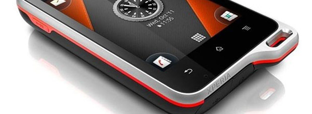 Sony Ericsson Xperia Active. Un teléfono móvil ideal para nuestra bicicleta