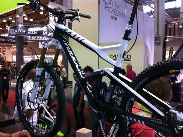 Especial Eurobike 2011 en imágenes: Bianchi, BMC, Cannondale, Canyon, Cube y más (I)