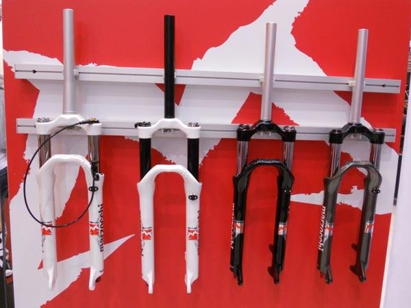 Especial Eurobike 2011 en imágenes: Fox, DT Swiss, Rock Shox, Magura, Marzocchi y más (IV)