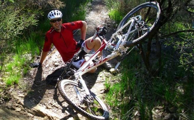 5 buenos consejos para evitar lesiones en Mountain Bike