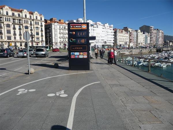 Fotodenuncias: El respeto hacia los ciclistas en imágenes