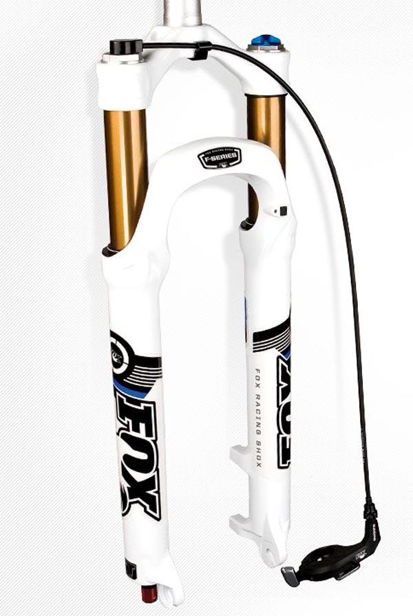 Fox 32 F-Series 2011. Top ventas renovada en la marca del Zorro