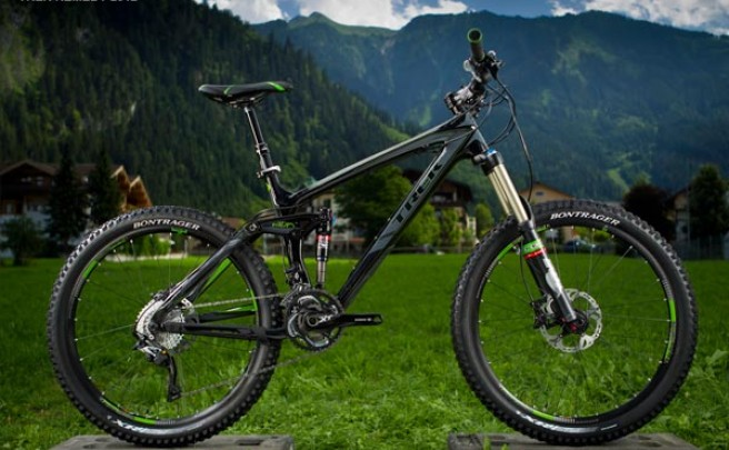 Trek Fuel Ex y Trek Remedy de 2012: Primer contacto