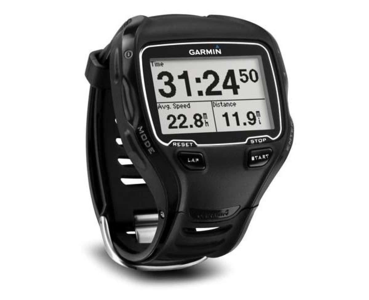 Garmin ForeRunner 910XT. Un reloj multideportivo para nuestros entrenamientos