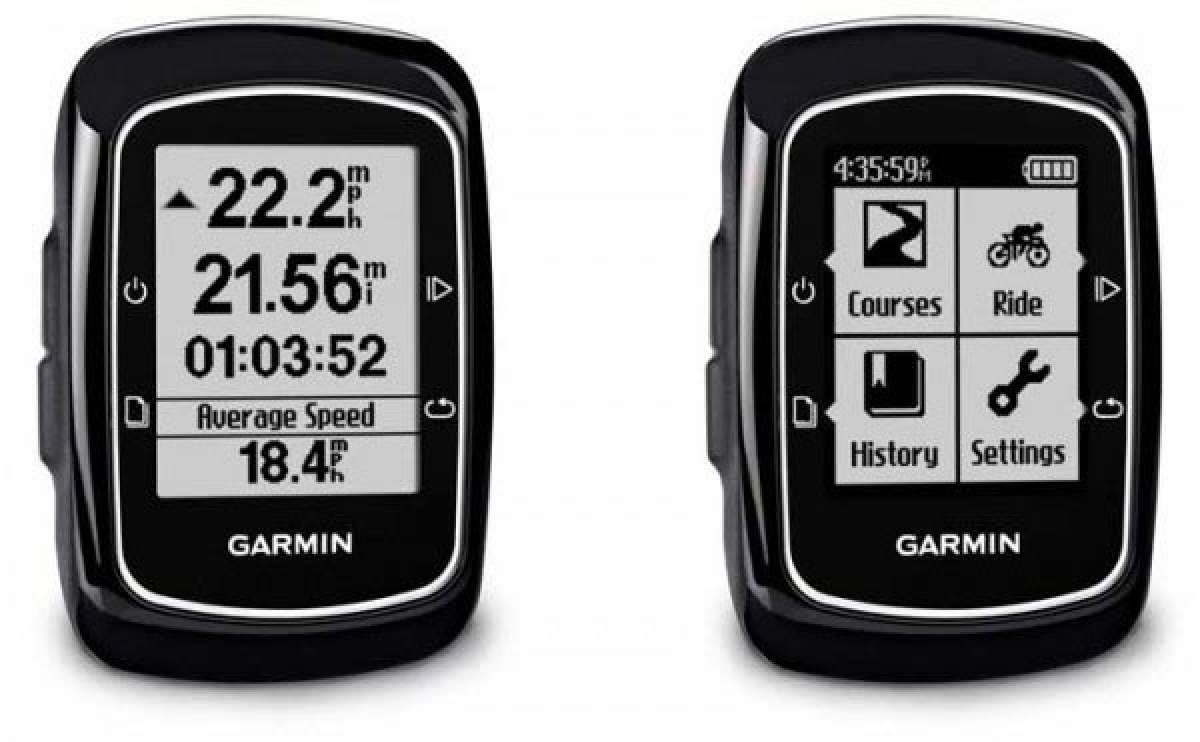 Garmin Edge 200. Un GPS económico ideal para cualquier ciclista de montaña