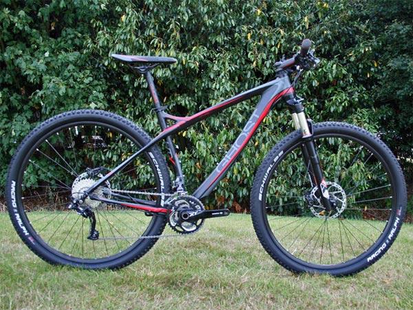 Novedades en la gama Ghost 2012 de Mountain Bike: Primer contacto