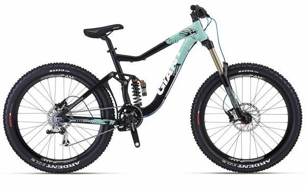 Novedades de Giant para 2012 en Mountain Bike: Primer contacto