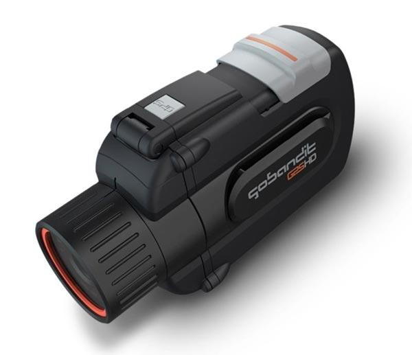 Gobandit GPS HD. Una cámara de vídeo HD con receptor GPS