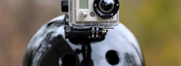 GoPro HD HERO. Una cámara de vídeo de altas prestaciones