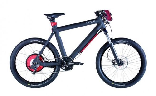 Grace Pro. La bicicleta eléctrica que a todos nos gustaría tener