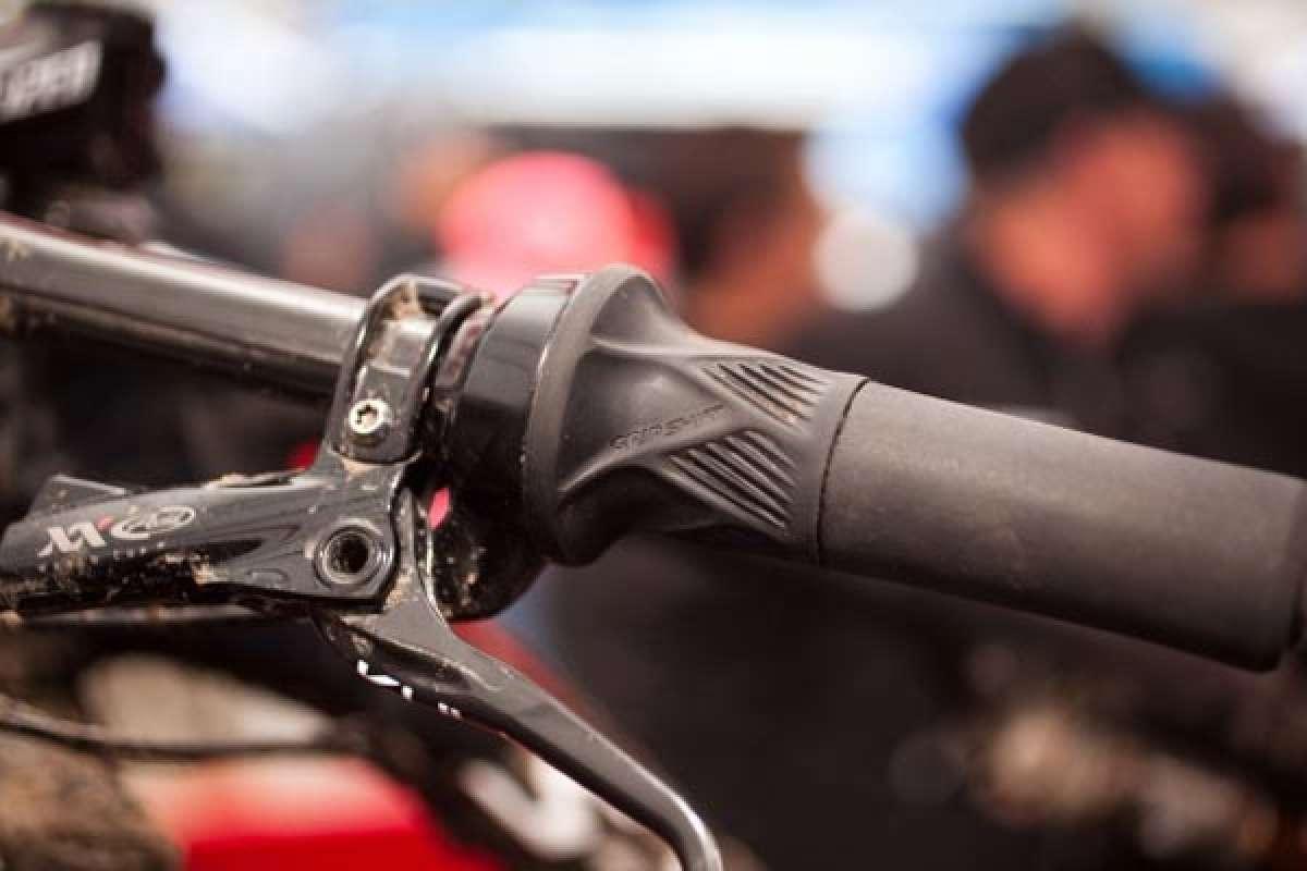 Sorpresa, sorpresa: ¿Unos nuevos mandos GripShift XX de SRAM para 2012?