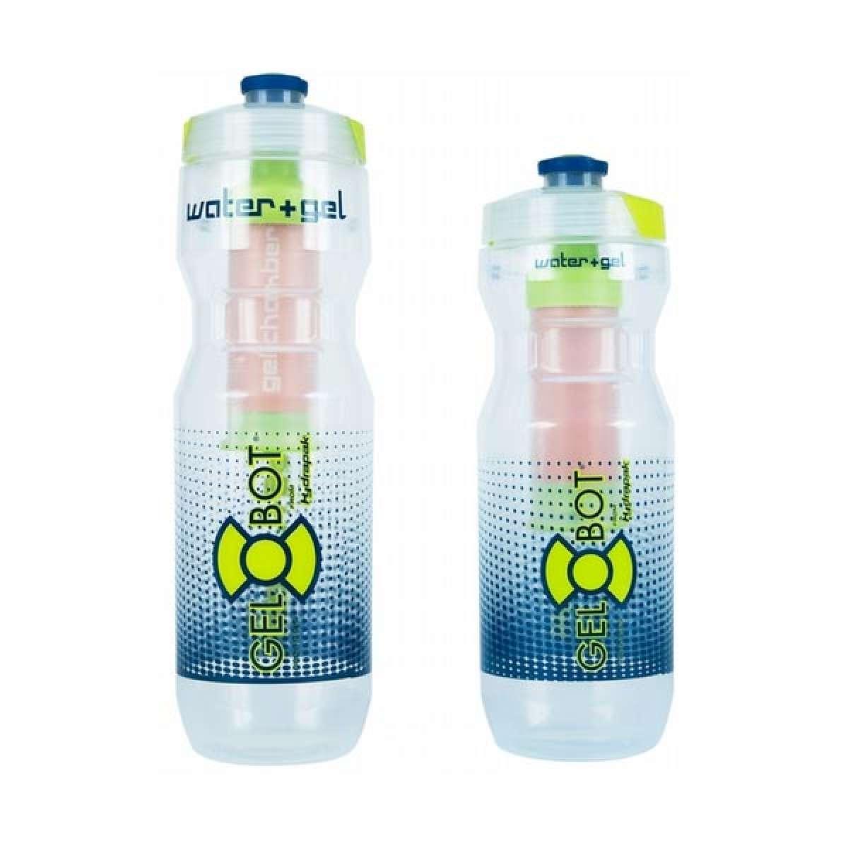 Hydrapak Gel Bot. Agua y gel en un mismo bidón