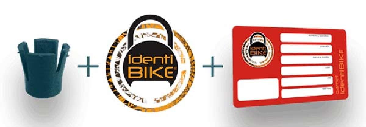 Identibike: sistema de chip contra robo para identificar bicicletas