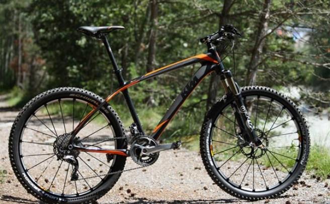 Las nuevas Mountain Bikes de KTM para 2012: Primer contacto