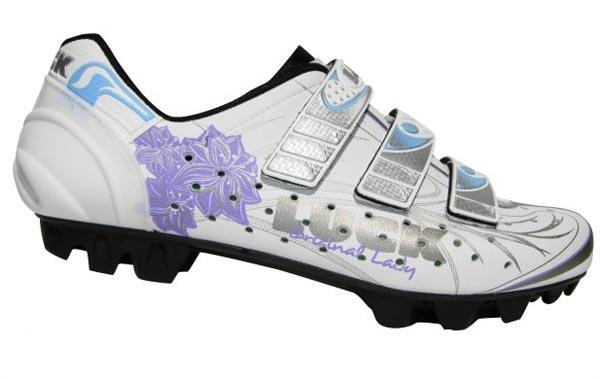 Zapatillas Luck de MTB para 2011. Fabricación española de calidad
