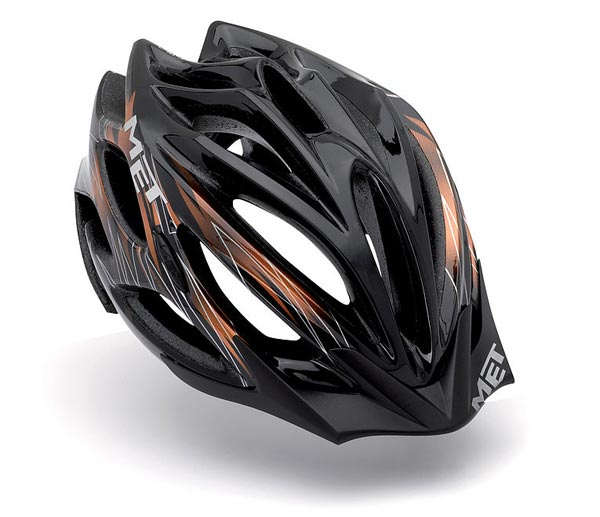 Gama de cascos Met 2010-11 para MTB. Protégete la cabeza con estilo