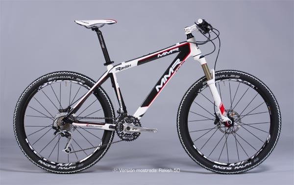MMR Rakish 2011. Bicicletas hechas para competir