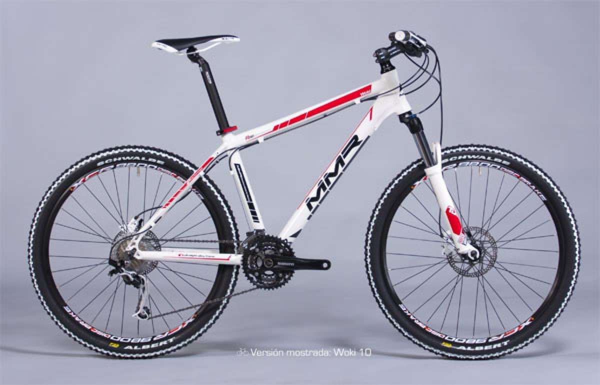 MMR Woki 2011. Entrada de gama en bicicletas de montaña MMR