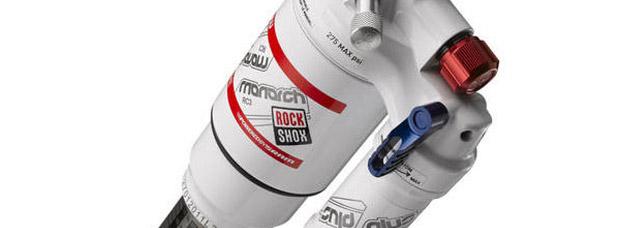 Gama Rock Shox 2012: Muchas novedades para la próxima temporada