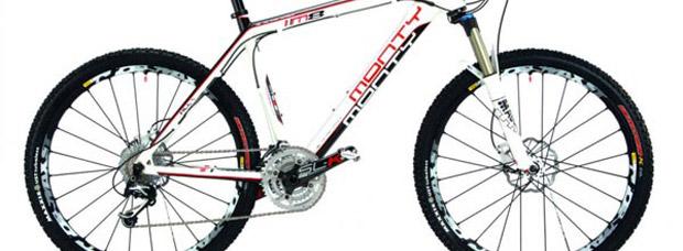 Monty M8 de 2011. La gama alta en bicicletas Mountain Bike de Monty