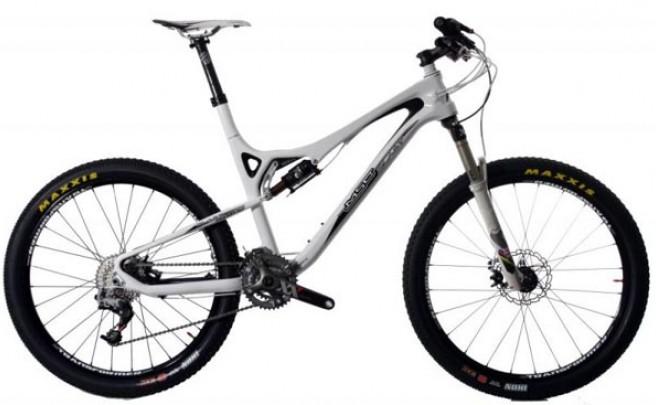 MSC Blast 2012: La nueva doble de MSC Bikes para el año que viene