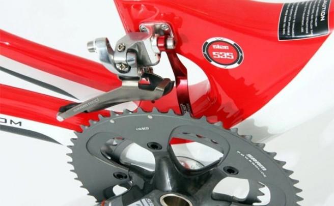 Guiacadenas MSC Bikes para MTB. La cadena siempre bajo control