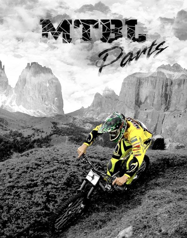 MTBL Parts 2013: El nuevo catálogo del distribuidor en España para Halo, Ashima, Gusset, ICE, Identiti y más