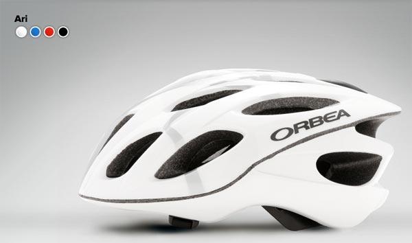 Cascos Orbea 2011. Dioses que protegen tu cabeza