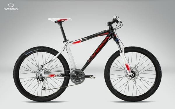 Gama Orbea Sport 2011. Bicicletas para bestias indomables