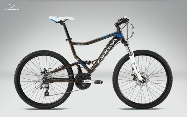 Orbea Flow 2011. Bicicletas sencillas, rabiosas y salvajes