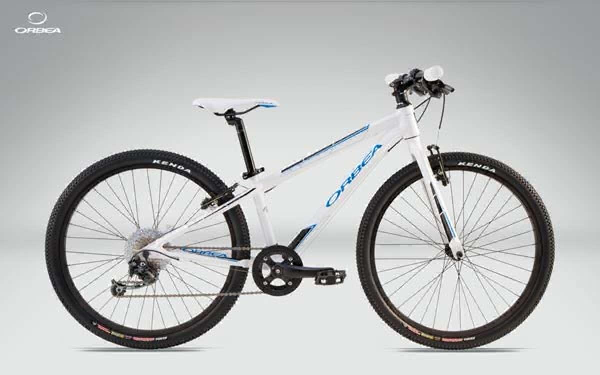 Nuevas Orbea Grow y MX 2012. La (RE)Evolución en bicicletas infantiles para Mountain Bike